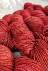 Palouse Yarn Co Sweater Squeeze Sockeye Salmon