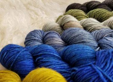 Palouse Yarn Company Sweater Squeeze