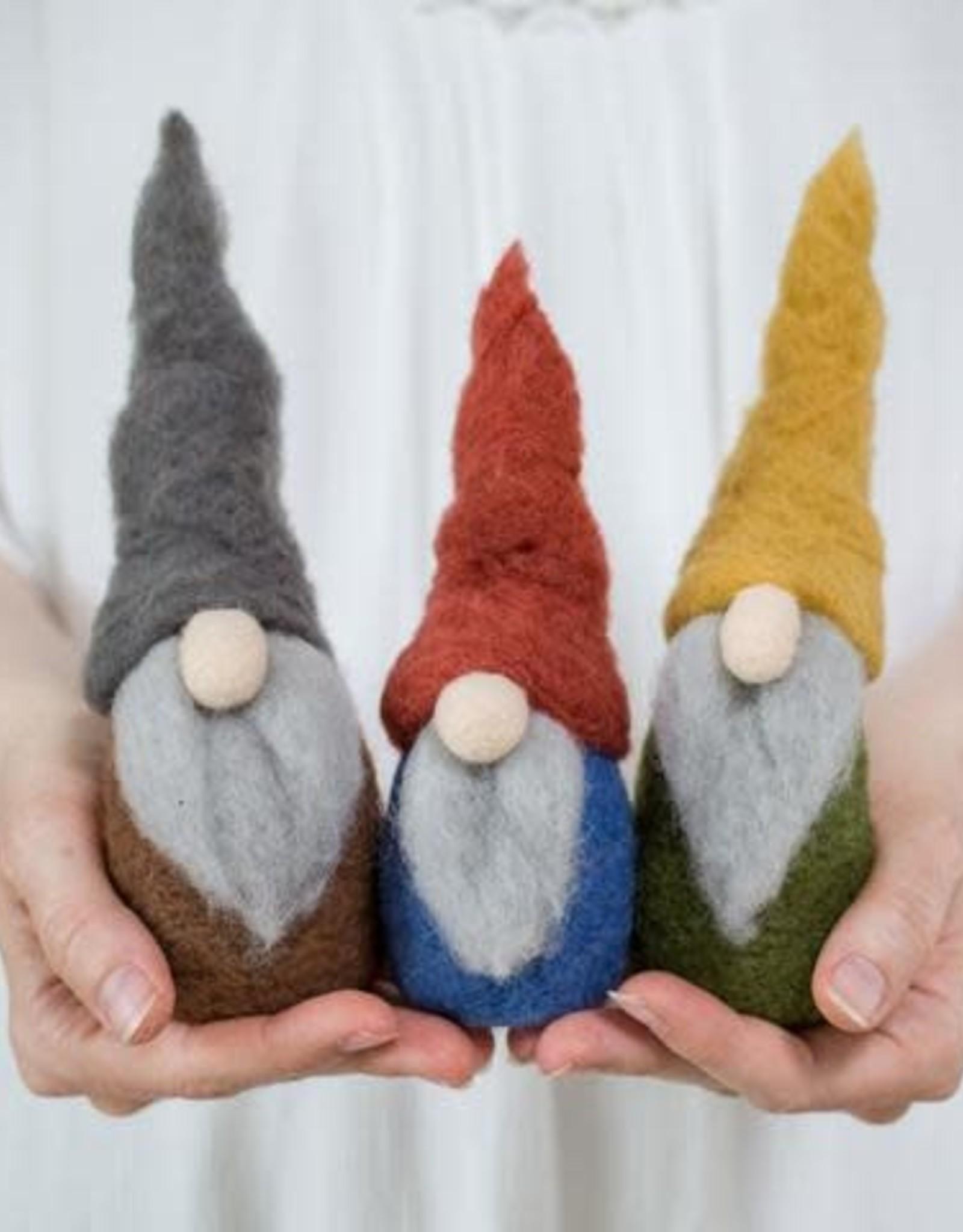 Gnomes Felting Kit
