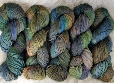Palouse Yarn Company HouseBrand EasyWash Worsted