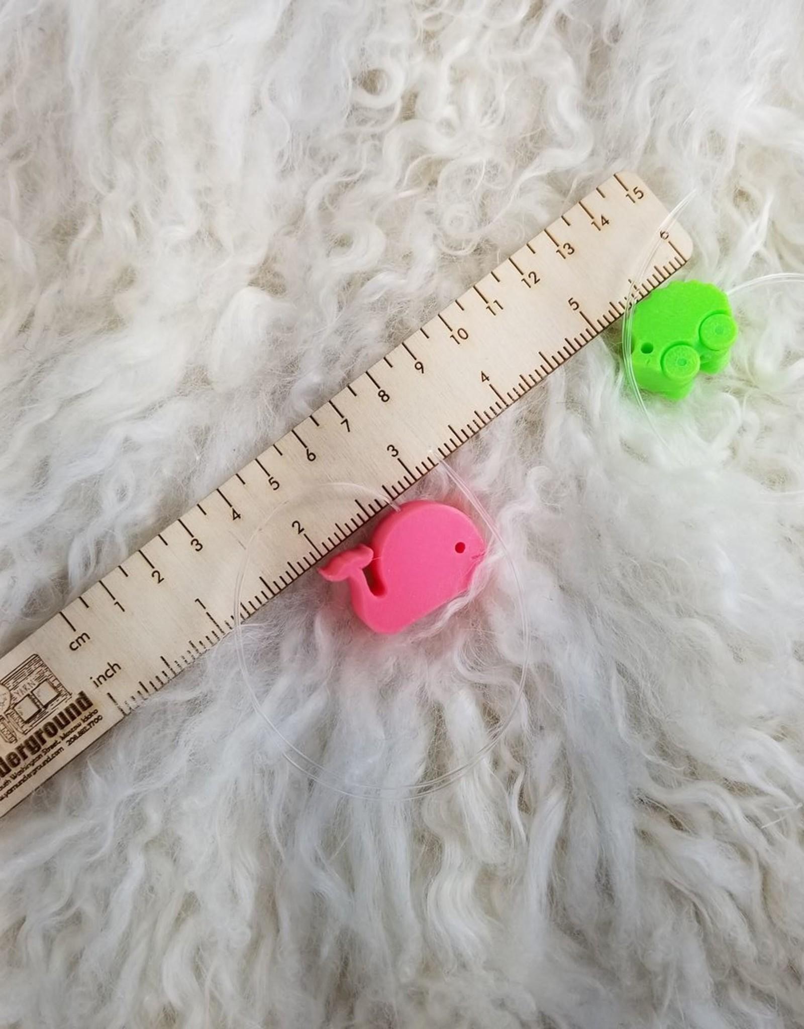 3-D Printed Threader Hook