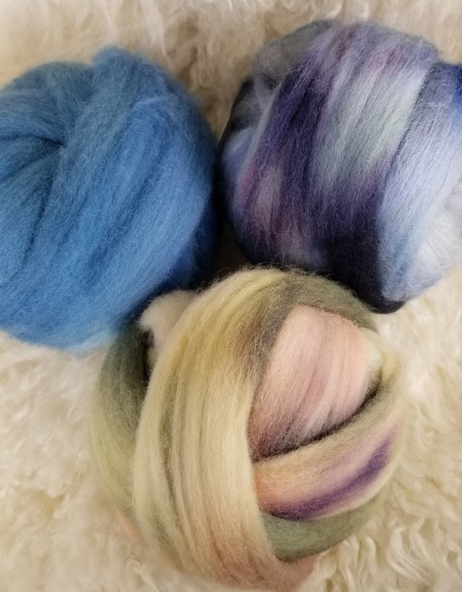 Palouse Yarn Co KIT Learn To Drop Spindle