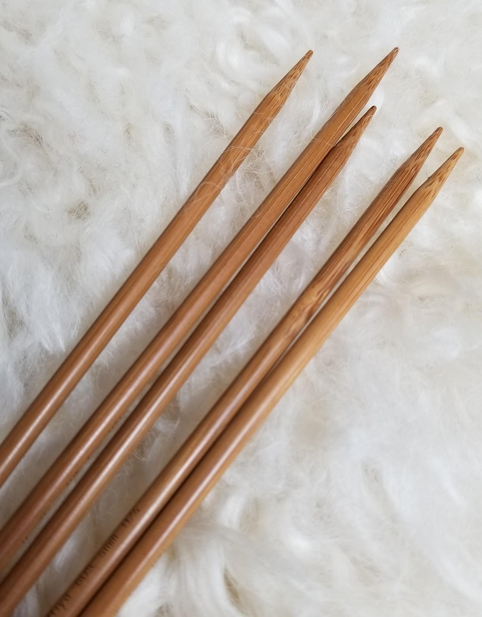 """Hiya Hiya 8"""" Bamboo  DPN's"""