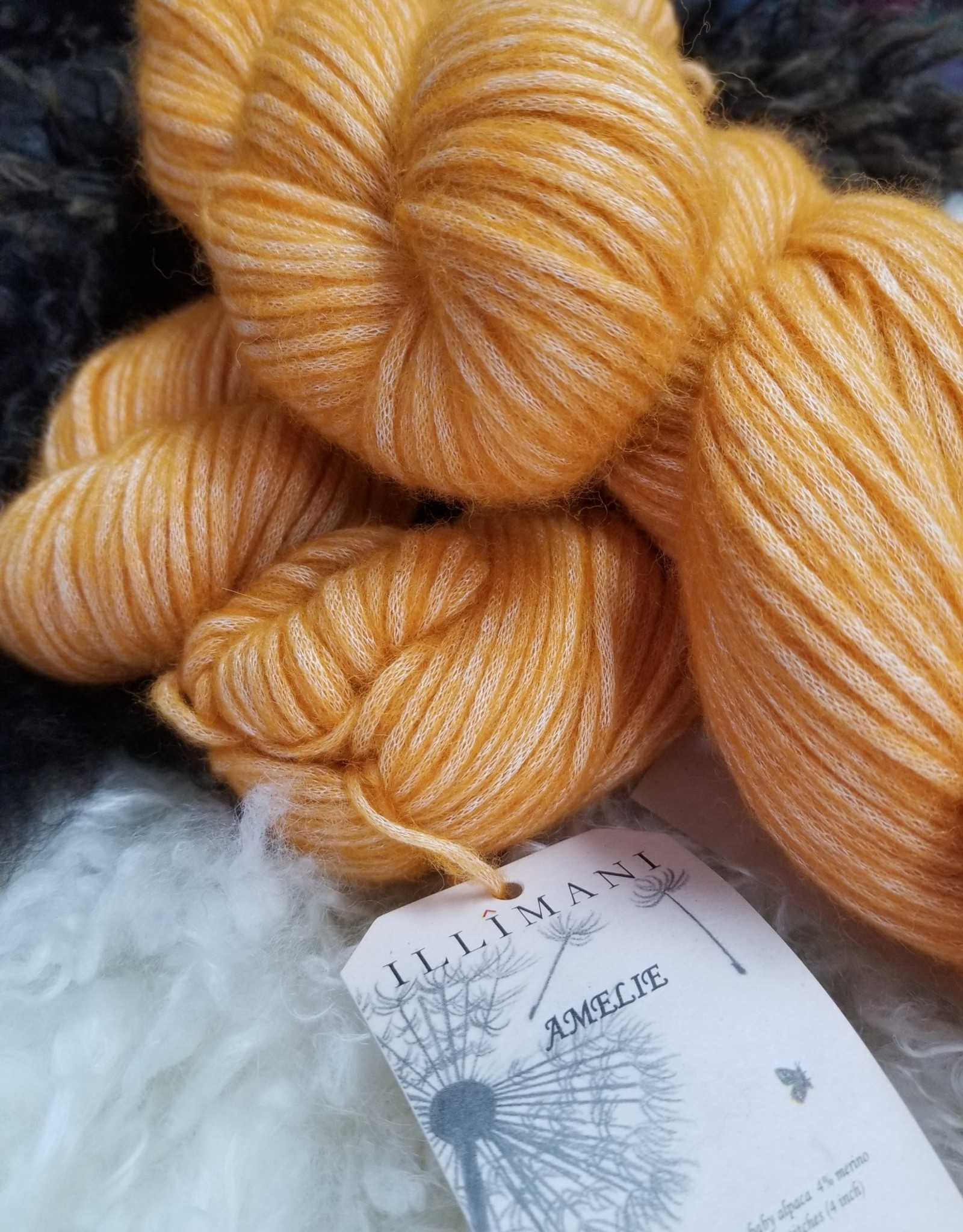Illimani Amelie 50g orange