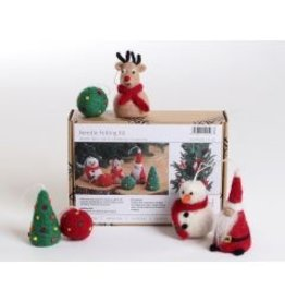 Ashford KIT Needle Felt Christmas Special