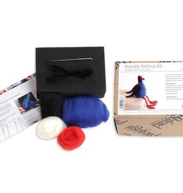 Ashford KIT Needle Felt Pukeko