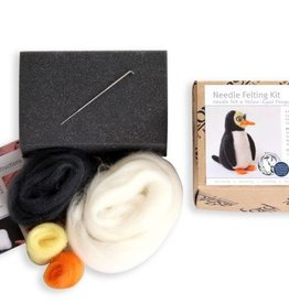 Ashford KIT Needle Felt Penguin