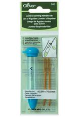 Clover Jumbo Darning Needle Set Chibi Gold