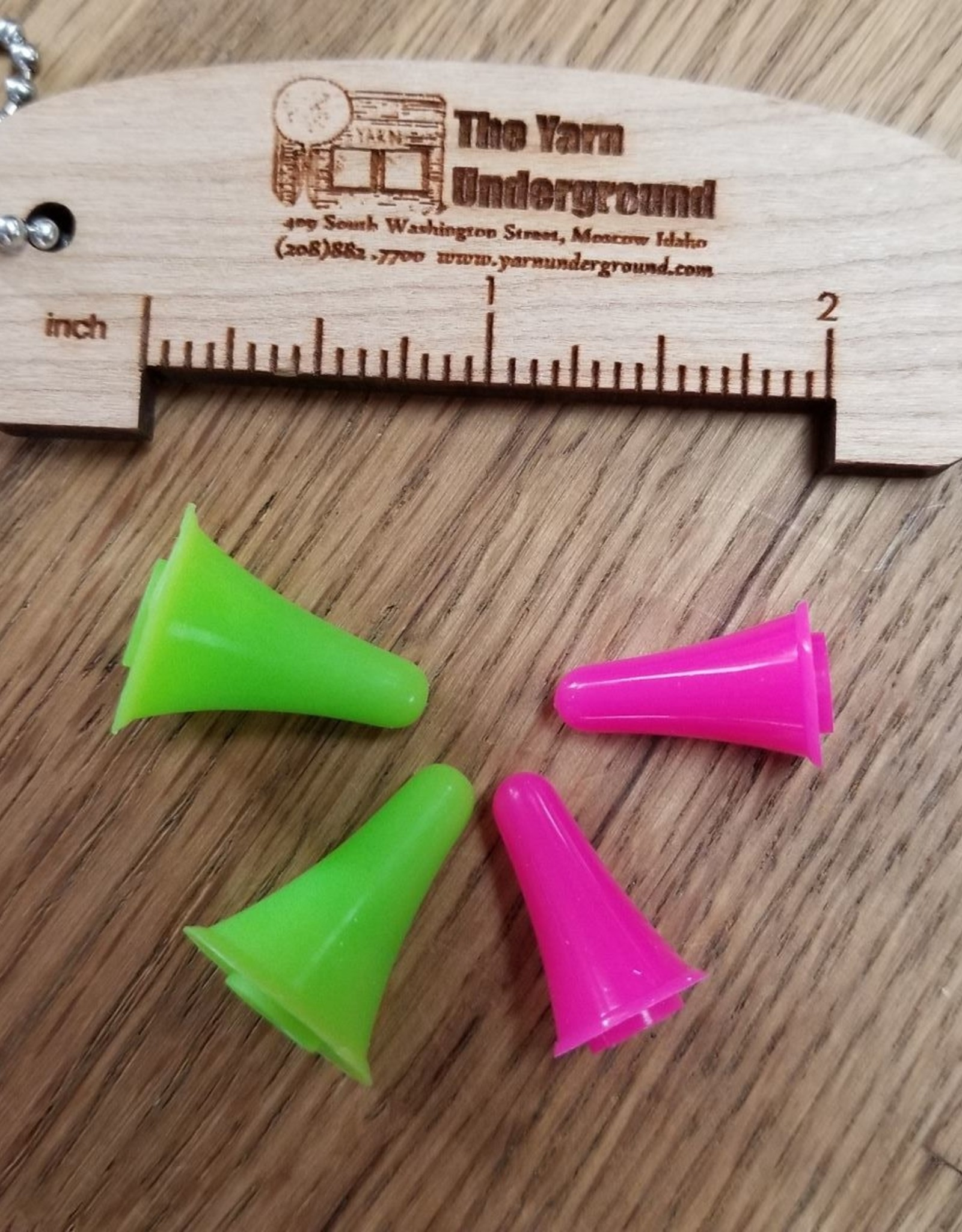 Hiya Hiya Point Protectors Green + Pink