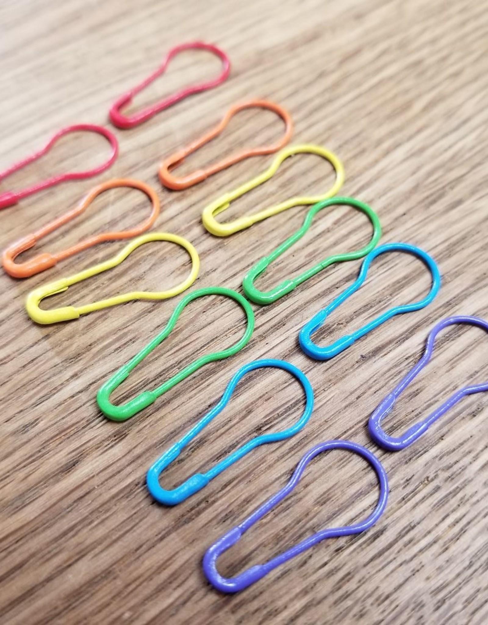 Hiya Hiya Knitters Safety Pins MultiColor