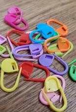 Hiya Hiya Locking Stitch Markers MultiColor