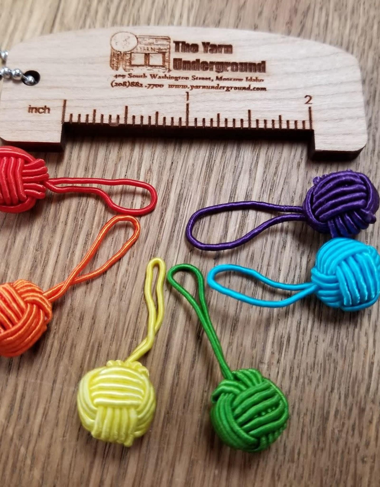 Hiya Hiya Yarn Ball Stitch Markers