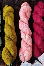3 Irish Girls Cotton Bamboo are you a good witch or a bad witch Fingering 100g