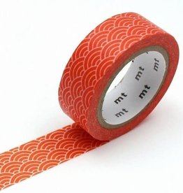MT Washi Tape orange shell