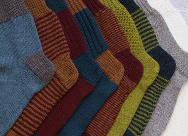 The Fibre Co AMBLE Sock