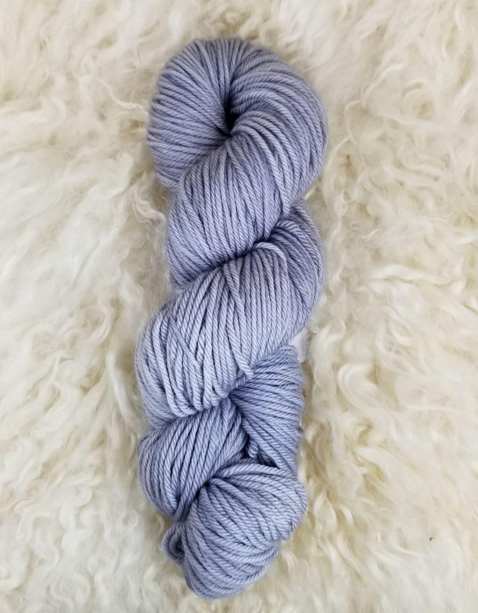 Palouse Yarn Co House EasyWash Worsted Silver