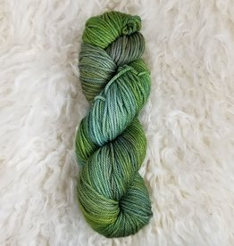 Palouse Yarn Co EasyWash Wrst Frog Pond