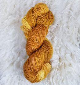 Palouse Yarn Co BFL Sock Juicy Fruit