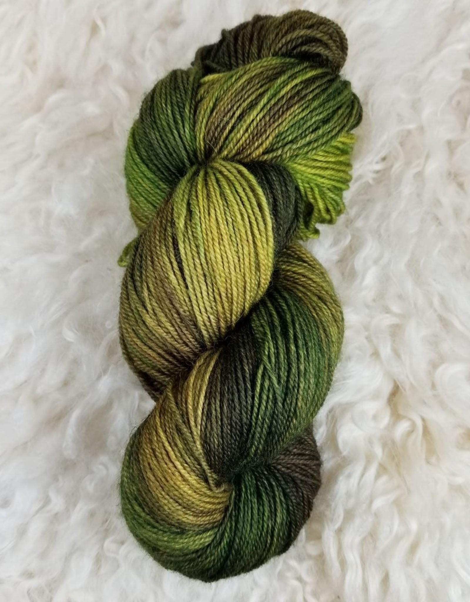 Palouse Yarn Co I Heart BFL Sock Understory