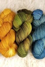 Palouse Yarn Co I Heart BFL Sock Ooh I Like It