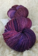 Palouse Yarn Co I Heart BFL Sock Pickled Beets