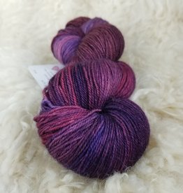 Palouse Yarn Co BFL Sock Pickled Beets