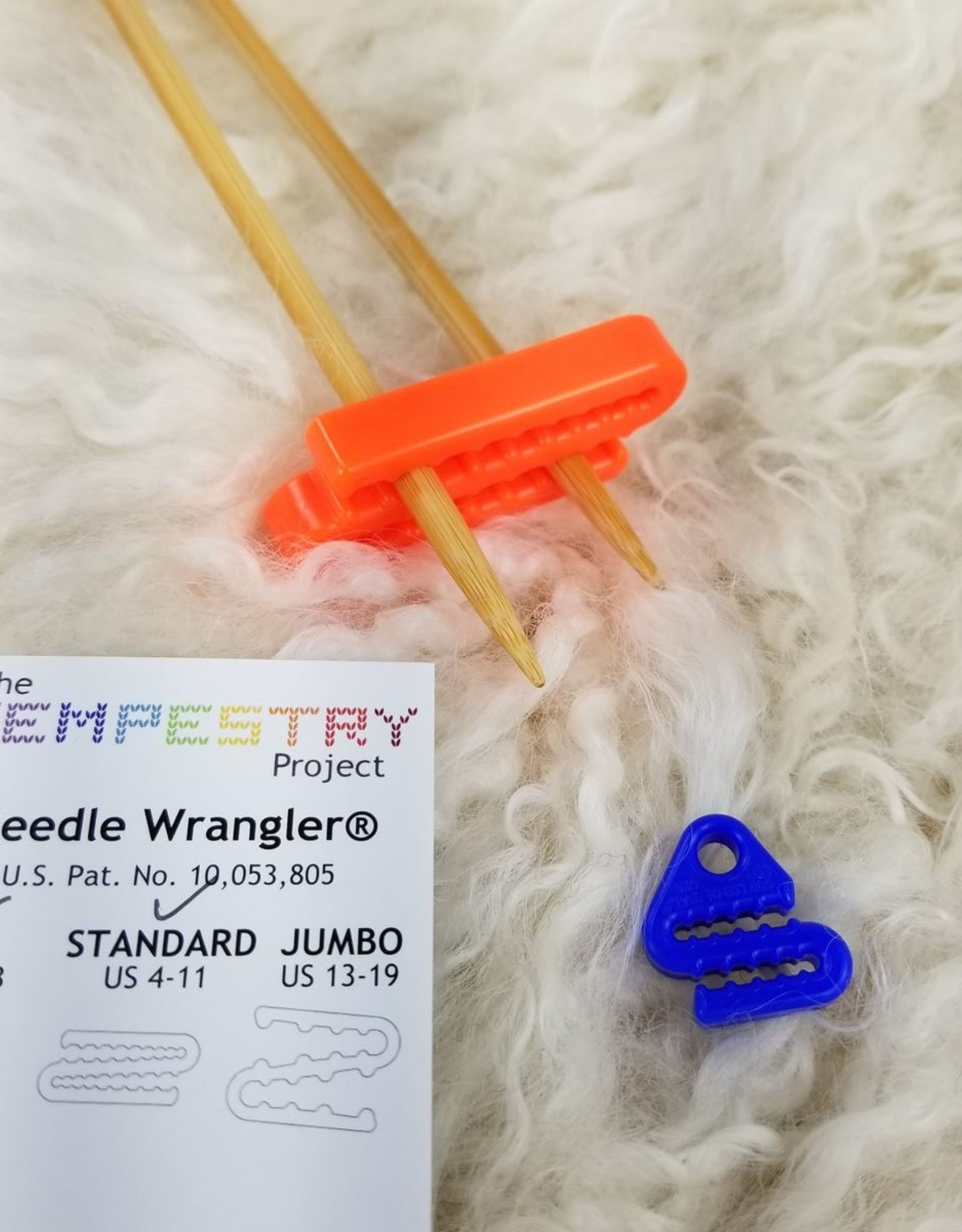 Tempestry Project Needle Wranglers
