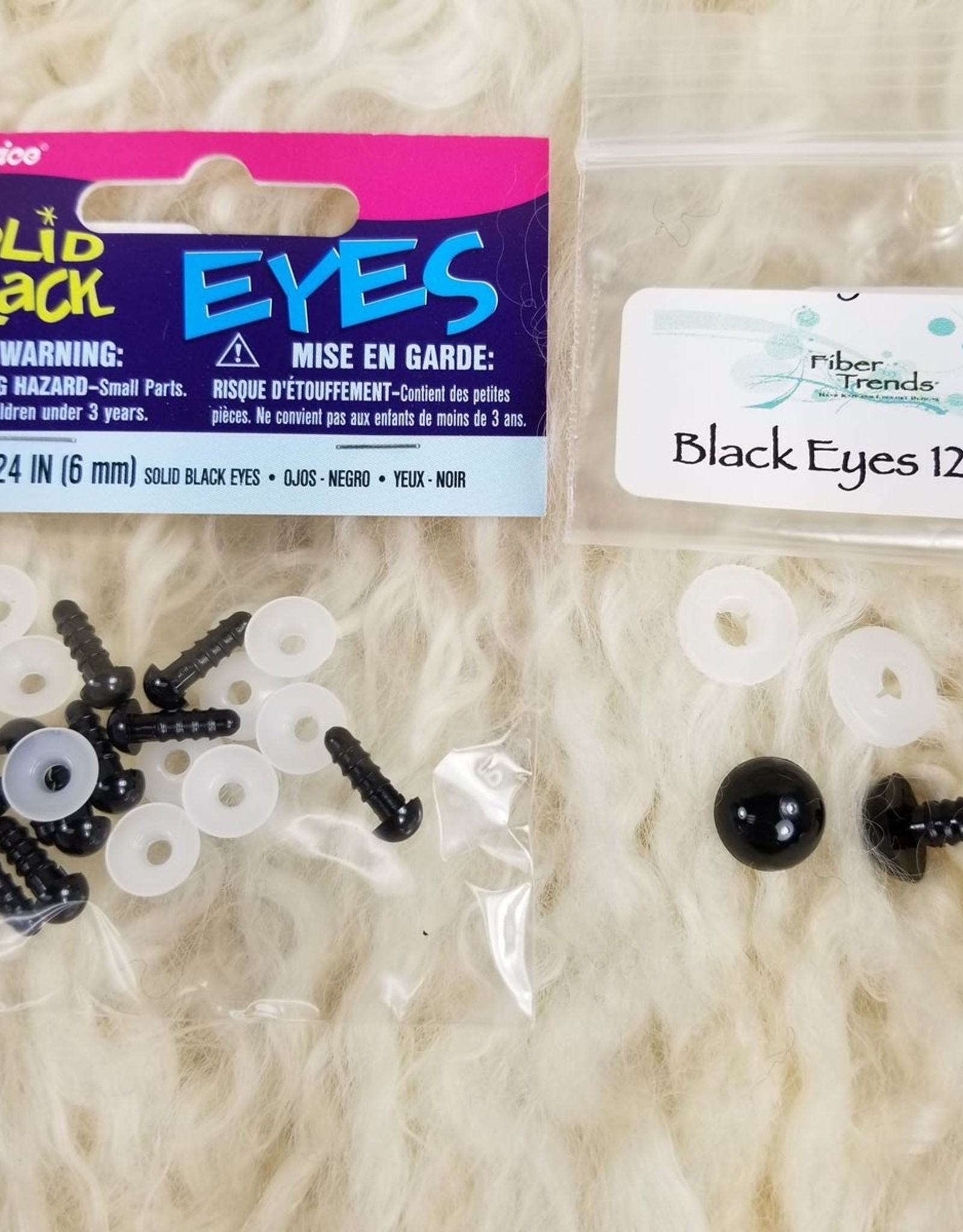Animal Eyes Black