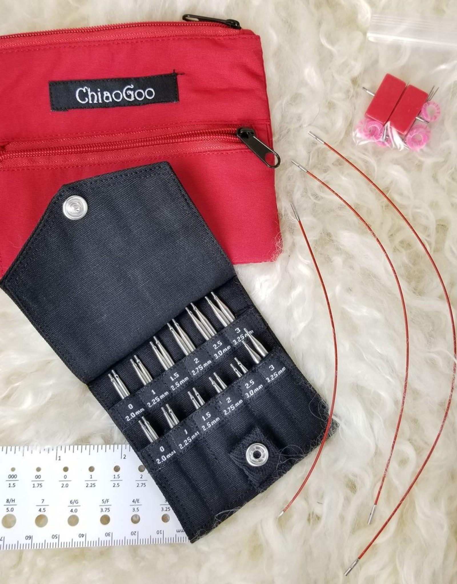 Chiao Goo Twist Shorties Sets