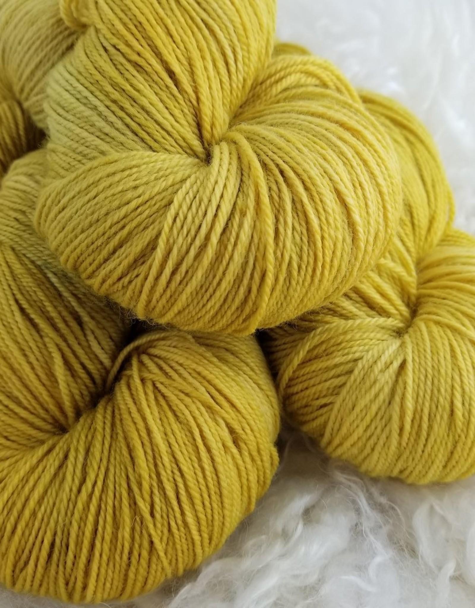 Palouse Yarn Co Organic Merino Sock Sun