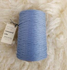 Lanyard Lite Organic Cotton 1lb indigo