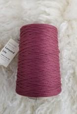 Lanyard Lite Organic Cotton 1lb marsala
