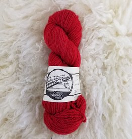 Mule Spinner 2ply  red