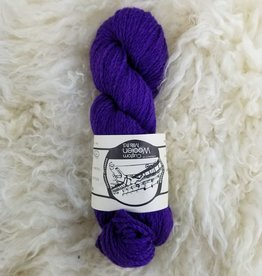 Mule Spinner 2ply 17 purple