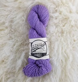 Mule Spinner 2ply 18 mauve