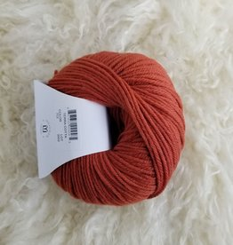 Universal Yarns Deluxe Worsted SW 100g 703 terra cotta