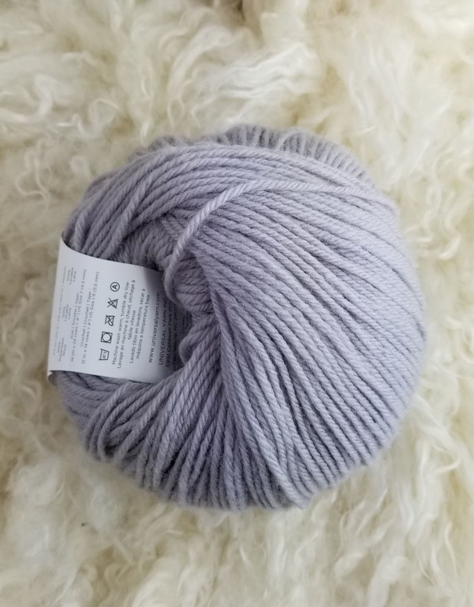 Universal Yarns UY Deluxe Worsted SW 100g 730 steel cut oats