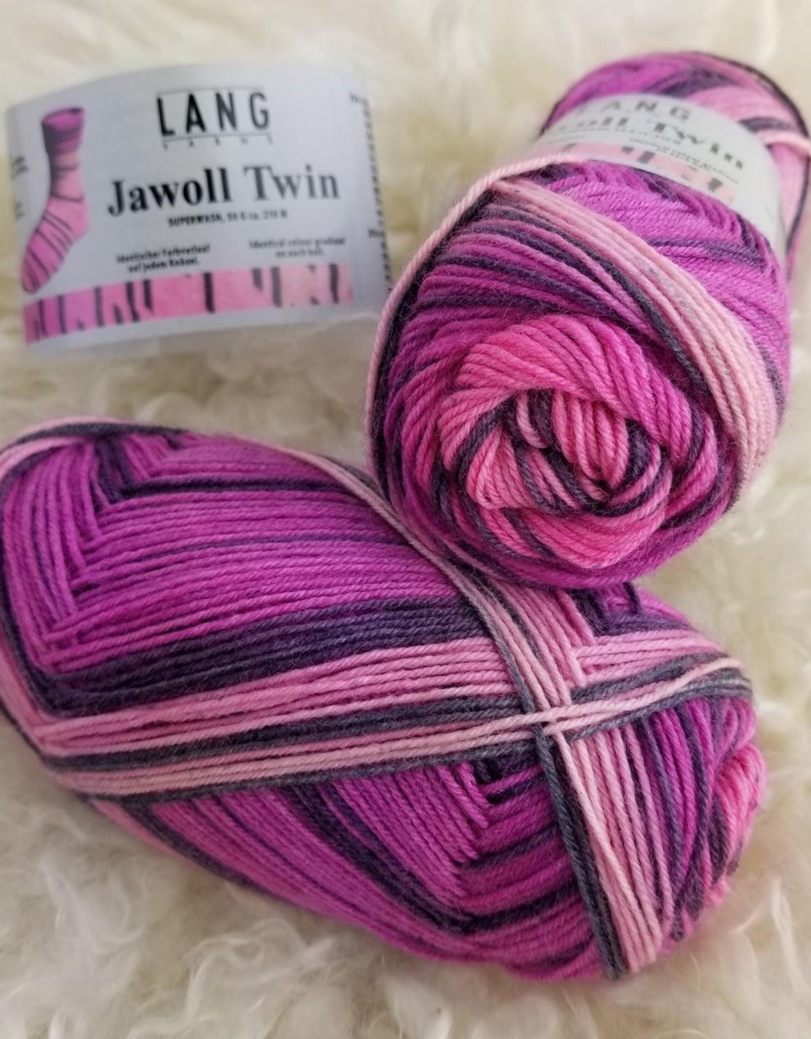 Lang Jawoll 82 Sock Twin 50g