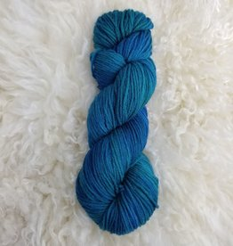Palouse Yarn Co Penna 100g Teal, Clearly