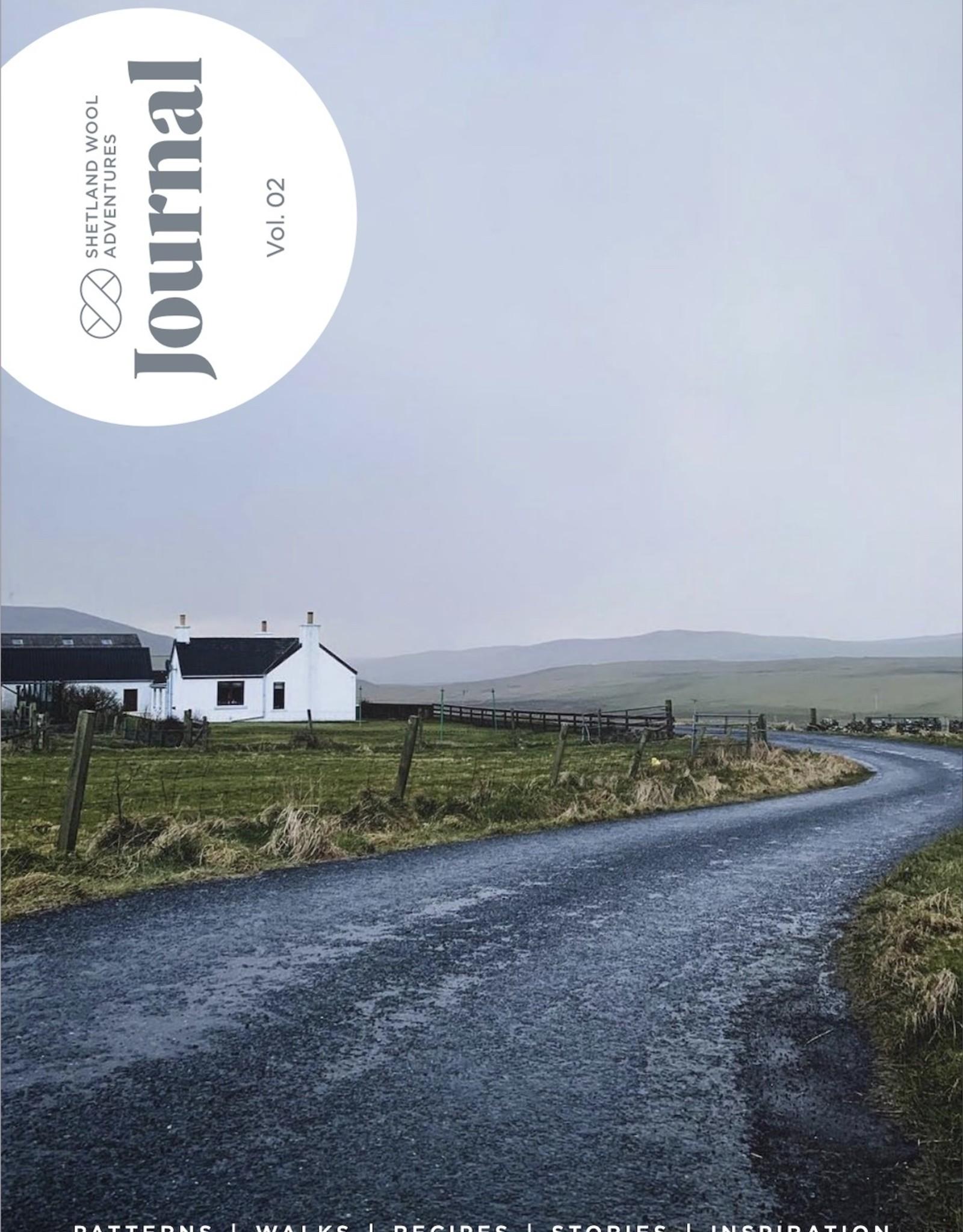 Shetland Wool Adventures Journal vol.2 PREORDER ships ~5/31