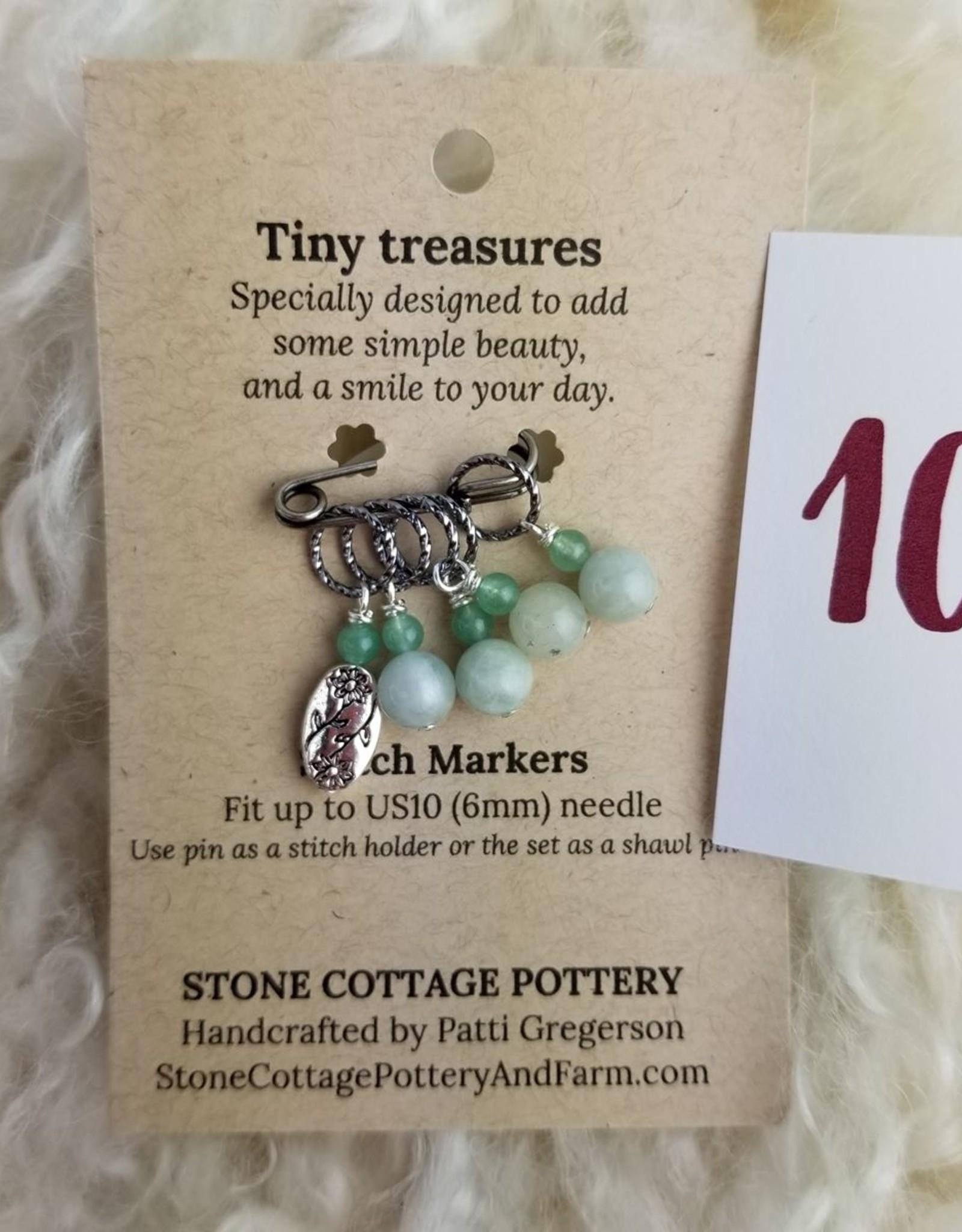Tiny Treasures Stitch Marker Set