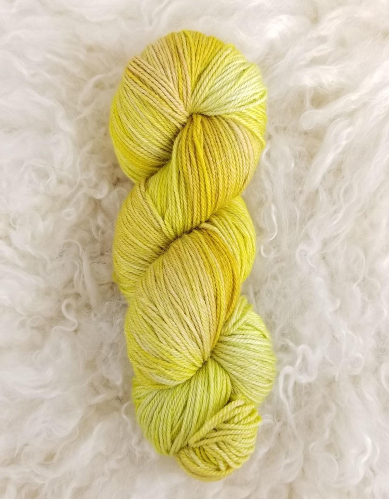 Palouse Yarn Co Cash Squeeze Sun