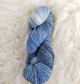 Palouse Yarn Co Cash Squeeze Tuesday Blue