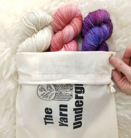 Palouse Yarn Co Squeeze Set of 3- Peachy Summer