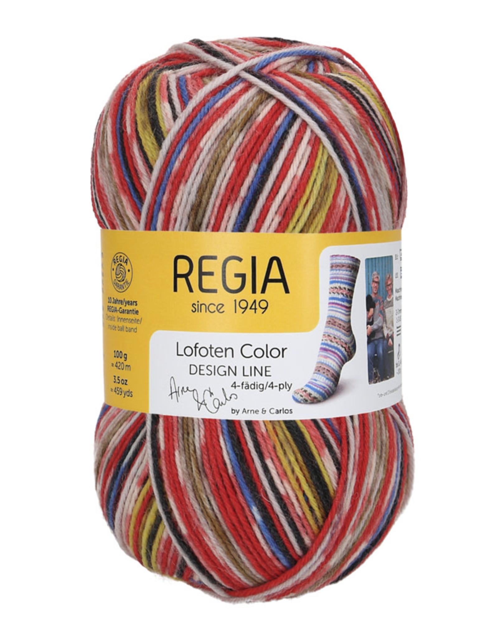 Regia A&C Lofoten M358-3880 Roest