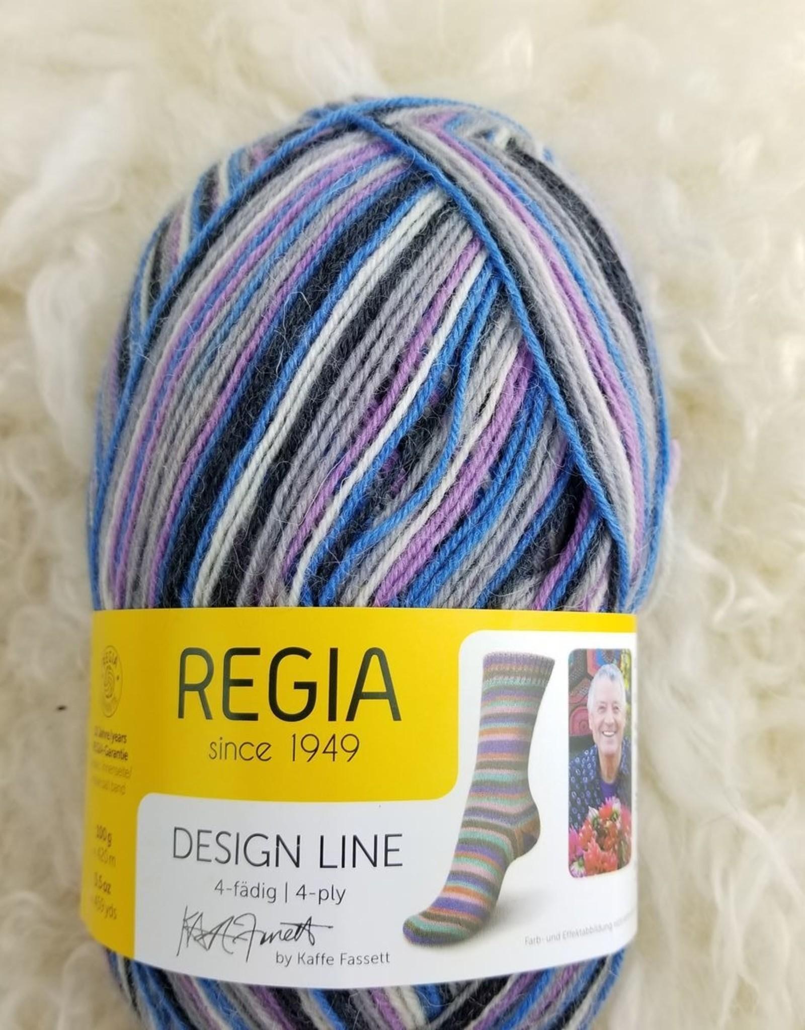 Regia Design Line 4ply KF M355-3864 Zebra
