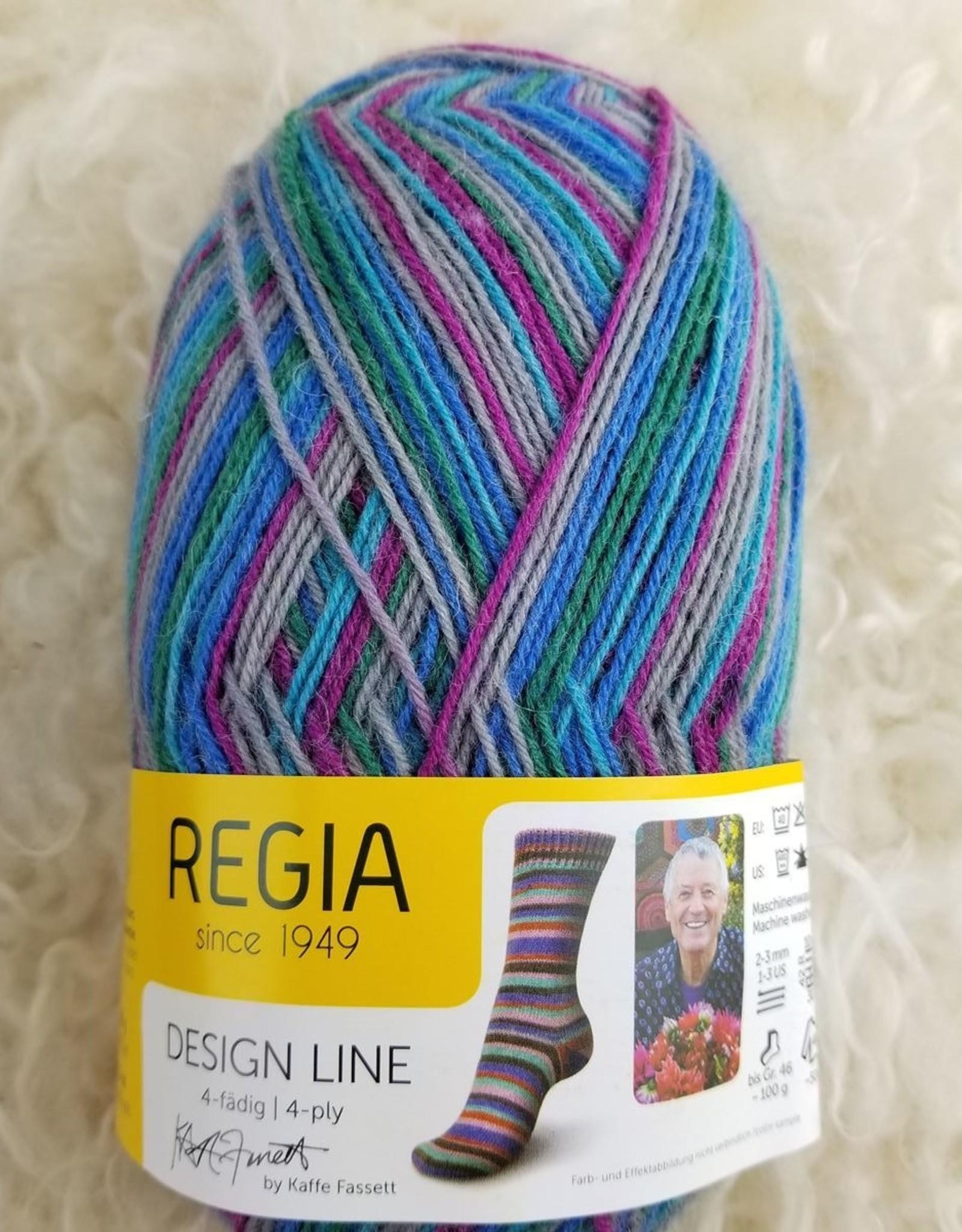 Regia Design Line 4ply KF M355-3866 Cool