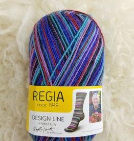 Regia Design Line 4ply KF M355-3867 Twilight