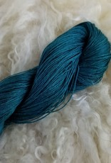 Flax Lace 100g 104 blue spruce
