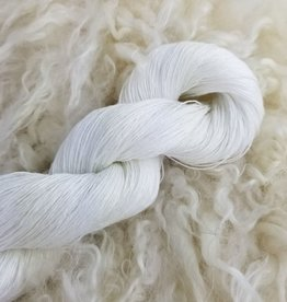 Flax Lace 100g 108 white